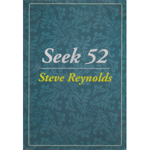 DVD SEEK 52 - STEVE REYNOLDS