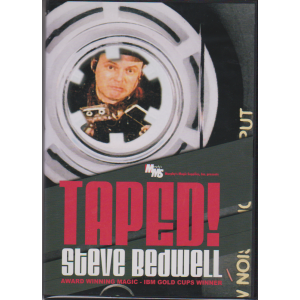 DVD TAPED! STEVE BEDWELL