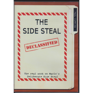 DVD THE SIDE STEAL DECLASSIFIED (Paul Cummins)