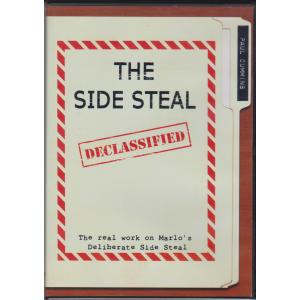 DVD THE SIDE STEAL DECLASSIFIED (Paul Cummins)