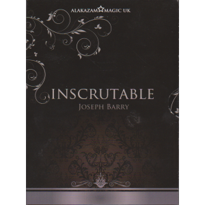 DVD INSCRUTABLE (Joseph Barry)