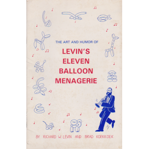 LEVIN'S ELEVEN BALLOON MENAGERIE