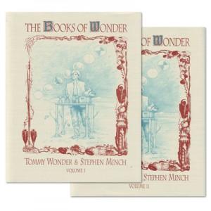 THE BOOKS OF WONDER VOLUME 1 & 2 (TOMMY WONDER & STEPHEN MINCH)