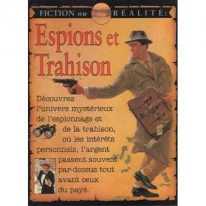 ESPION ET TRAHISON (STEWART ROSS)