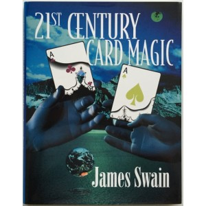 21ST CENTURY CARD MAGIC (JAMES SWAIN)