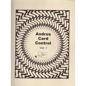 ANDRUS CARD CONTROL Vol 1, 2 (JERRY ANDRUS)