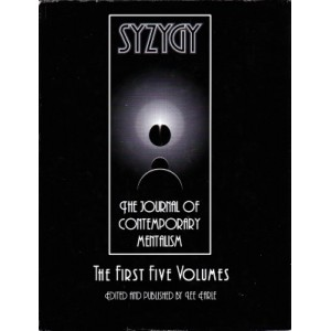 SYZYGY - THE JOURNAL OF CONTEMPORARY MENTALISM - THE FIRST FIVE VOLUMES (LEE EARLE)