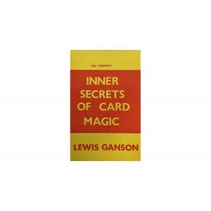 DAI VERNON'S INNER SECRETS OF CARD MAGIC PART ONE (LEWIS GANSON)