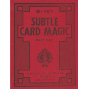 SUBTLE CARD MAGIC PART ONE (NICK TROST)