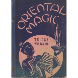 ORIENTAL MAGIC TRICKS YOU CAH DO