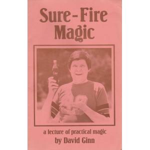 Sure-Fire Magic by David Ginn