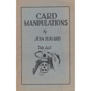 CARD MANIPULATIONS Vols. 1, 2, 3, 4, 5 (JEAN HUGARD)