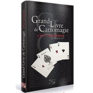 Grand Livre de Cartomagie D'YVES CARBONNIER