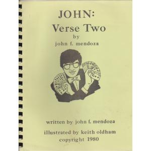 JOHN : Verse Two by John F. Mendoza