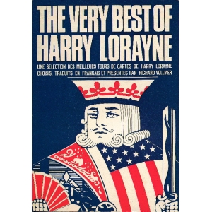 THE VERY BEST OF HARRY LORAYNE, LORAYNE Harry