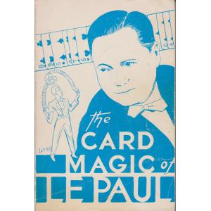 THE CARD MAGIC of LE PAUL
