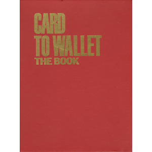 CARD TO WALLET THE BOOK by JERRY MENTZER