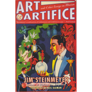 ART & ARTIFICE (JIM STEINMEYER)
