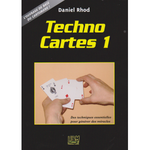 Techno Cartes 1 (Daniel Rhod)