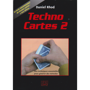 Techno Cartes 2 (Daniel Rhod)