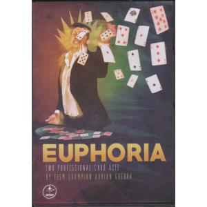 DVD EUPHORIA BY ADRIAN GUERRA