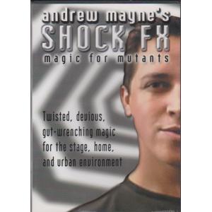 DVD  SHOCK FX - Andrew Mayne