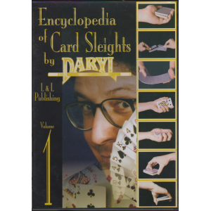 DVD ENCYCLOPEDIA OF CARD SLEIGHTS BY DARYL Volume 1