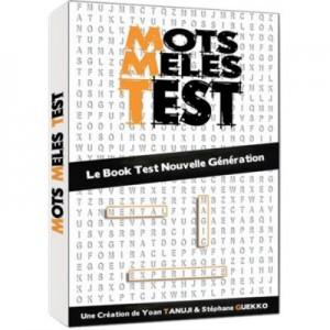 MOTS MELES TEST par Yoan TANUJI & Stéphane GUEKKO