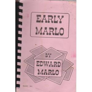 EARLY MARLO (EDWARD MARLO)