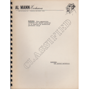 CLASSIFIED (AL MANN)