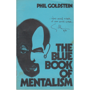 THE BLUE BOOK OF MENTALISM (PHIL GOLDSTEIN)