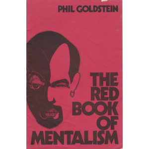 THE RED BOOK OF MENTALISM (PHIL GOLDSTEIN)