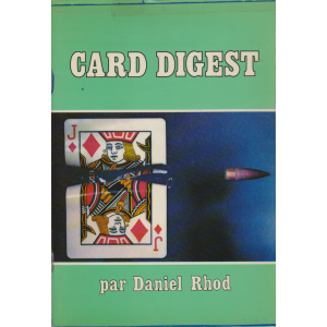CARD DIGEST (Daniel Rhod)