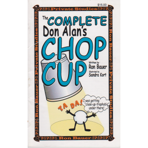The COMPLETE Don Alan's CHOP CUP