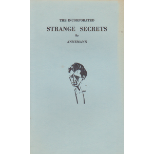 THE INCORPORATED STRANGE SECRETS By ANNEMANN