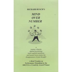 MIND OVER NUMBER (RICHARD BUSCH)