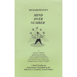 MIND OVER NUMBER (RICHARD BUSCH)