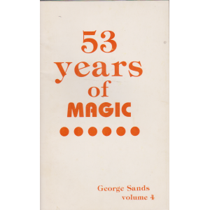 53 YEARS OF MAGIC VOLUME 4 (GEORGE SANDS)