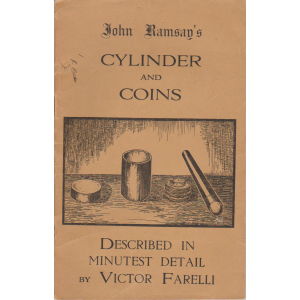 JOHN RAMSAY'S CYLINDER AND COINS (VICTOR FARELLI)