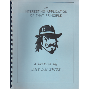 AN INTERESTING APPLICATION OF THAT PRINCIPLE (JAMY IAN SWISS)