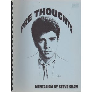 PRE THOUGHTS MENTALISM BY STEVE SHAW