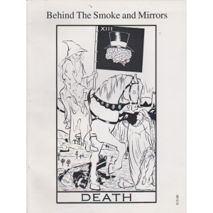 Behind The Smoke and Mirrors (David London)