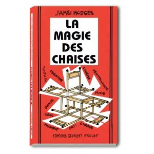 La magie des chaises, James Hodges