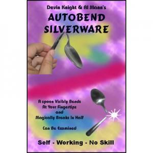 AUTOBEND SILVERWARE (Devin Knight & Al Mann's)