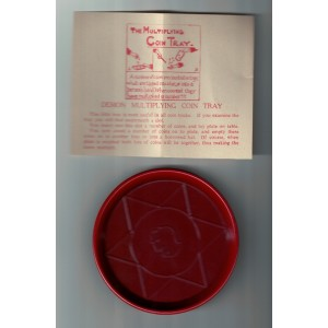 THE MULTIPLYNG COIN TRAY