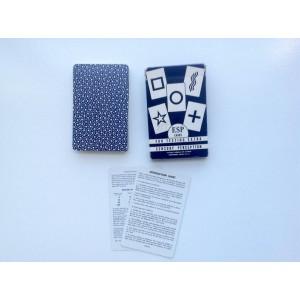 ESP CARDS FOR TESTING EXTRA SENSORY PERCEPTION
