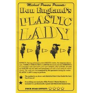 Michael Powers Presents : DON ENGLAND'S PLASTIC LADY