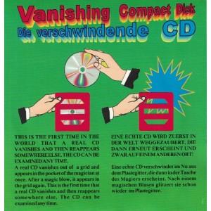 VANISHING COMPACT DISK
