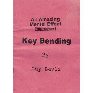 THE PERFECT KEY BENDING By Guy Bavli