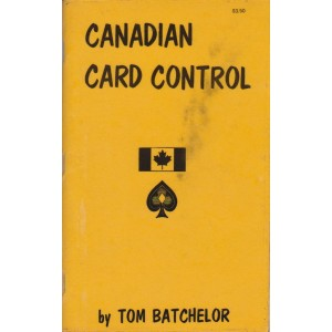 CANADIAN CARD CONTROL (TOM BATCHELOR)